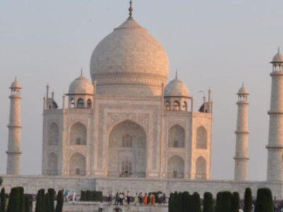 Taj Mahal Guided Tour