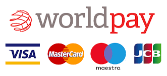 Payments via Worldpay - Cards Accepted